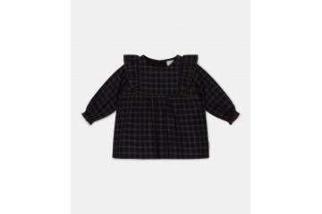 Платье Baby Ruffle Pattern