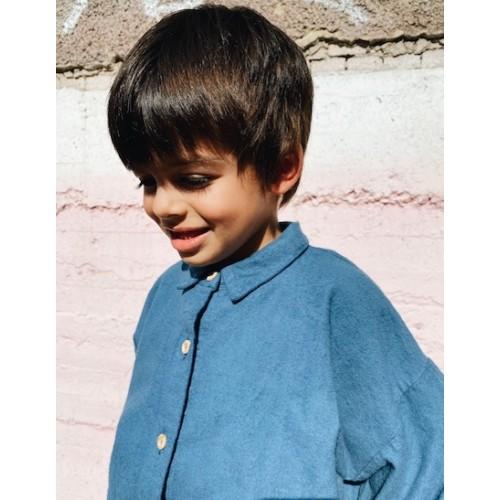 Байковая рубашка Solidago Yellow Pelota