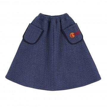 Стёганная юбка Etre Jelly Mallow