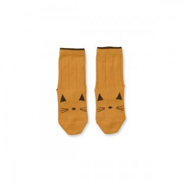 Купить - 2 x Носки Silas Mustard