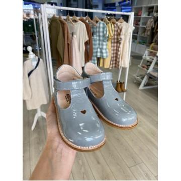 Туфли Mary Jane Blue Angulus