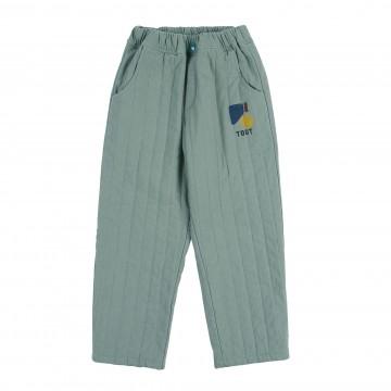Стёганные брюки Tout Quilt Pants Jelly Mallow