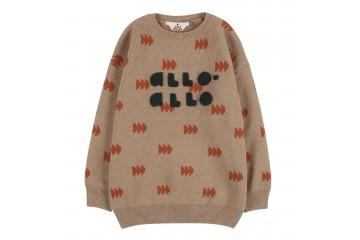 Allo Свитер Jelly Mallow