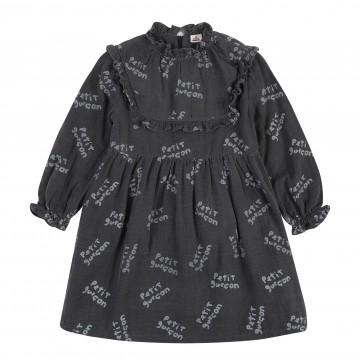 Платье Petit Garcon Frill Jelly Mallow