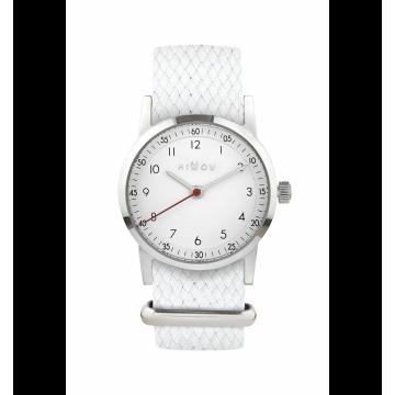 Купить - Часы Silver Braided Millow