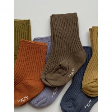 Купить - 6 x Носки Rib Butterscotch