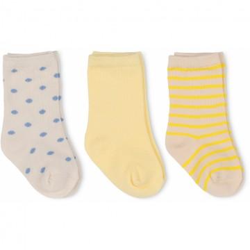 Купить - 3 x Носки HAZE/STRIPE/DOT