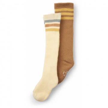 Купить - Носки махровые 2 Pack Long Socks Breen/Lemon