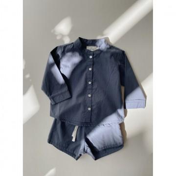 Рубашка Blue Verbena
