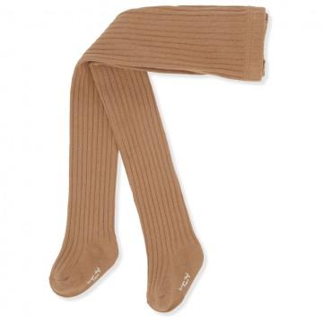 Купить - Колготы в рубчик Rib Stockings Bisquit