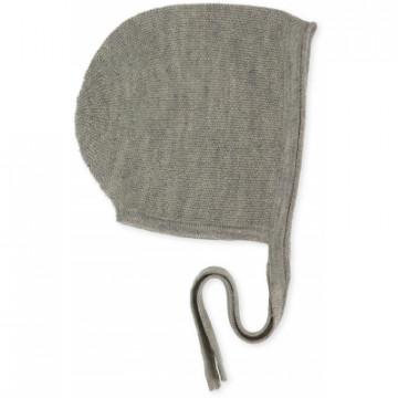 Купить - Бонетка Matti Pearl Baby Helmet Grey