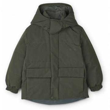 Двухсторонняя Куртка Paloma Grafic Green