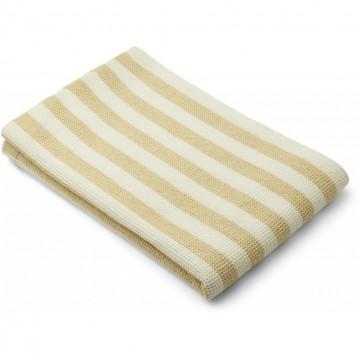 Пляжная подстилка Macy Yellow/Creme