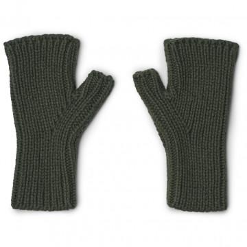 Купить - Варежки без пальцев Finn Hunter Green