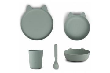 Бамбуковый набор посуды Paul Peppermint