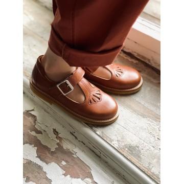Туфли Brown Angulus