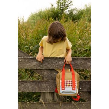 Купить - Рюкзак Small Green Red